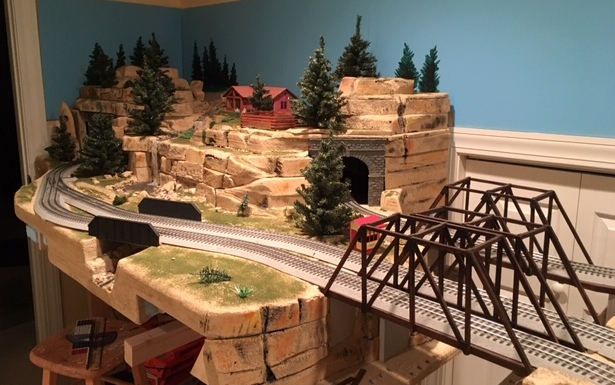 lionel model railroad bridge