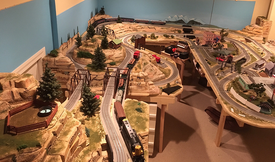 lionel model railroad