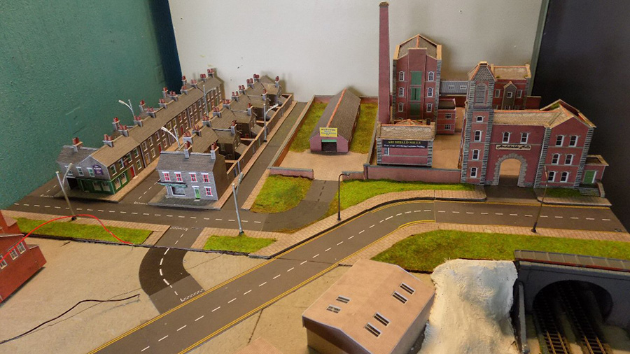 model railwaystreet