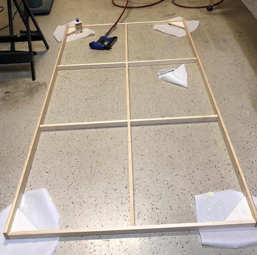 HO scale 4x16