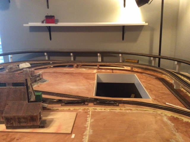 start your model railway