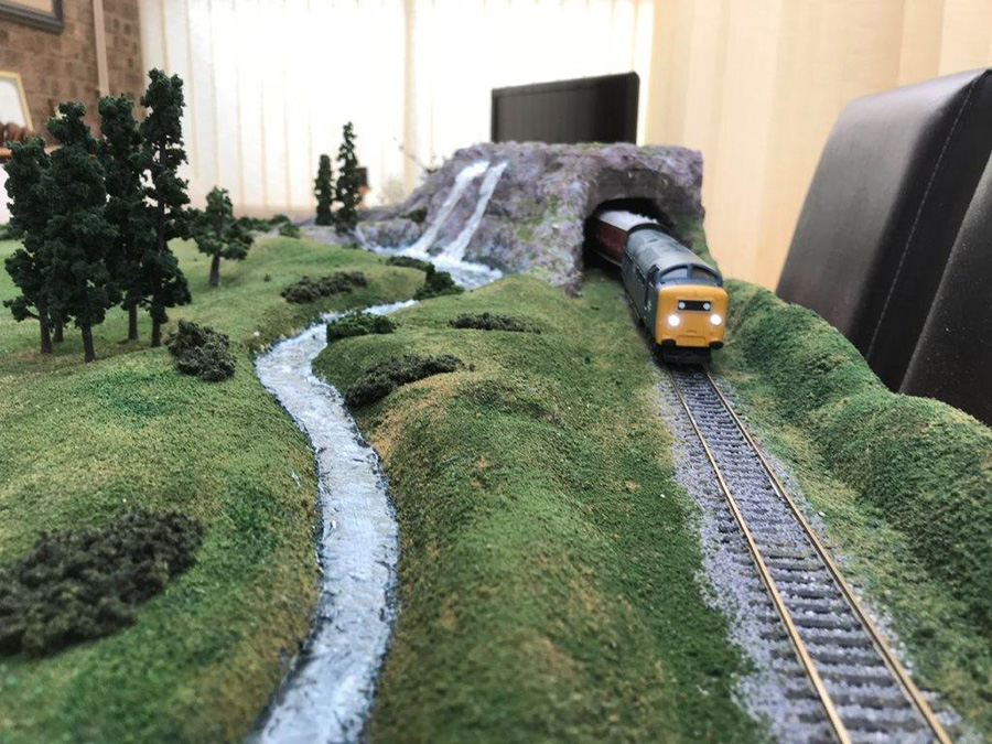 5x3 model railway