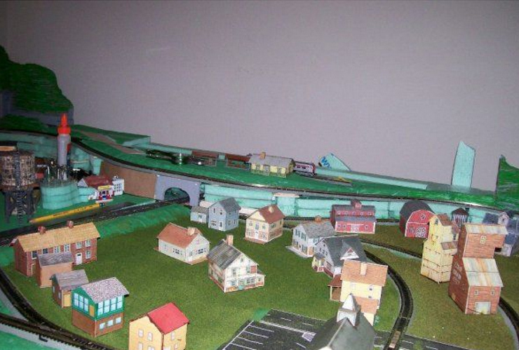 small n scale