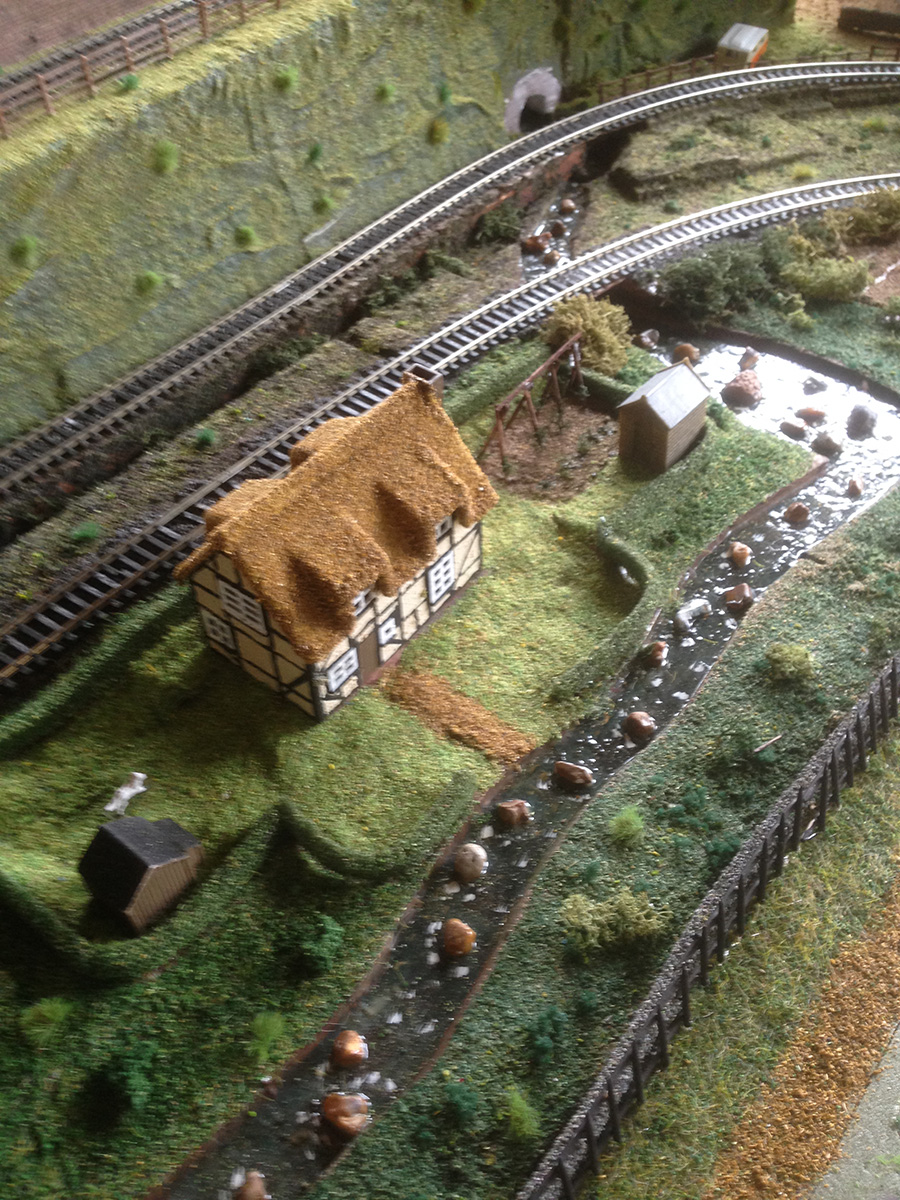 9ft x 7ft OO scale