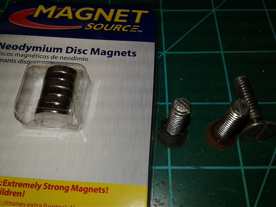 magnetic uncoupler
