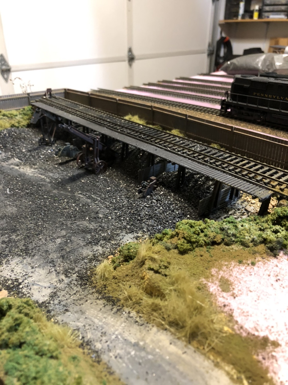 model railroad 4x16