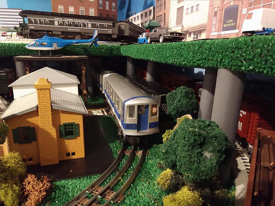 lionel railway