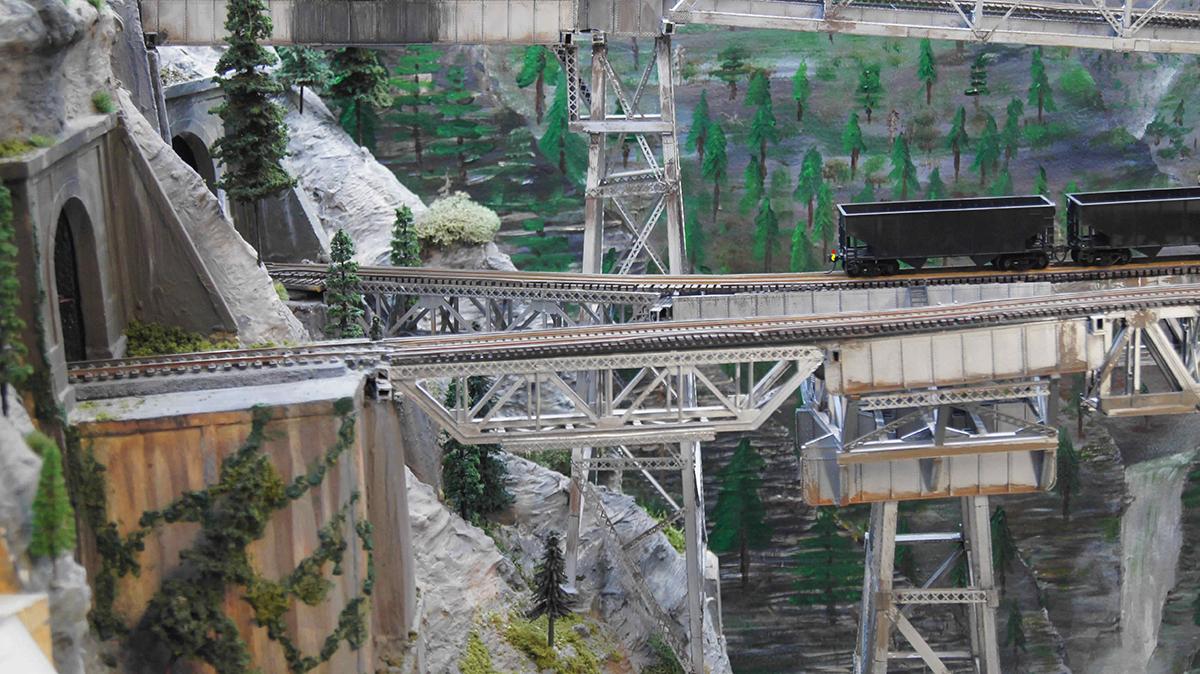coal mine railroad