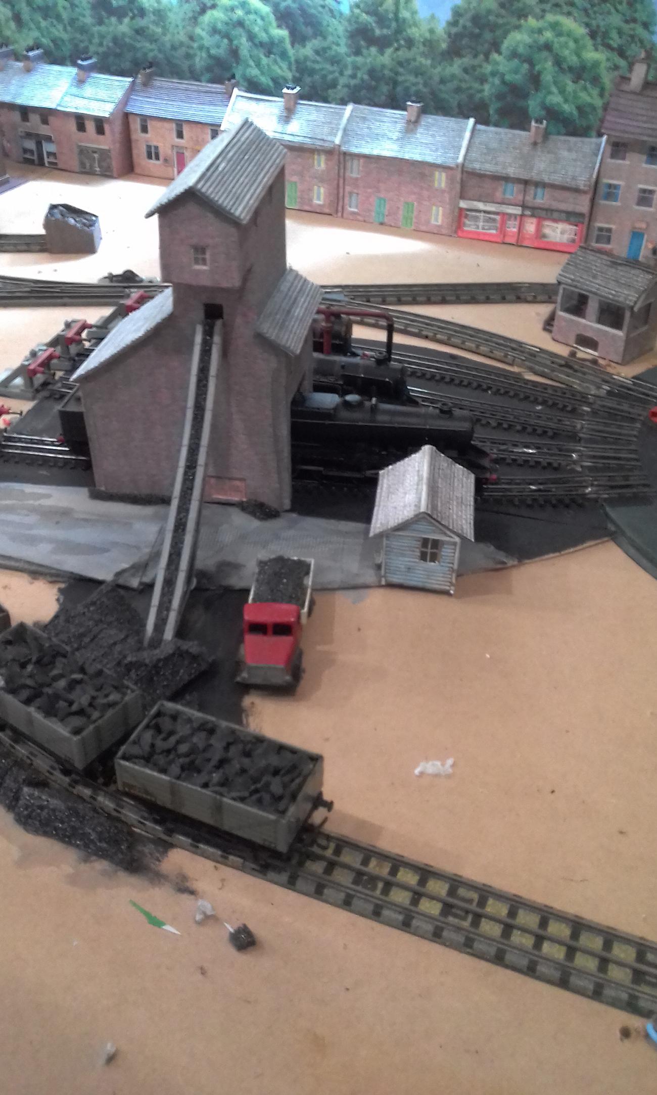 coal store