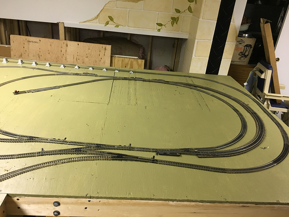 HO scale modelrailway