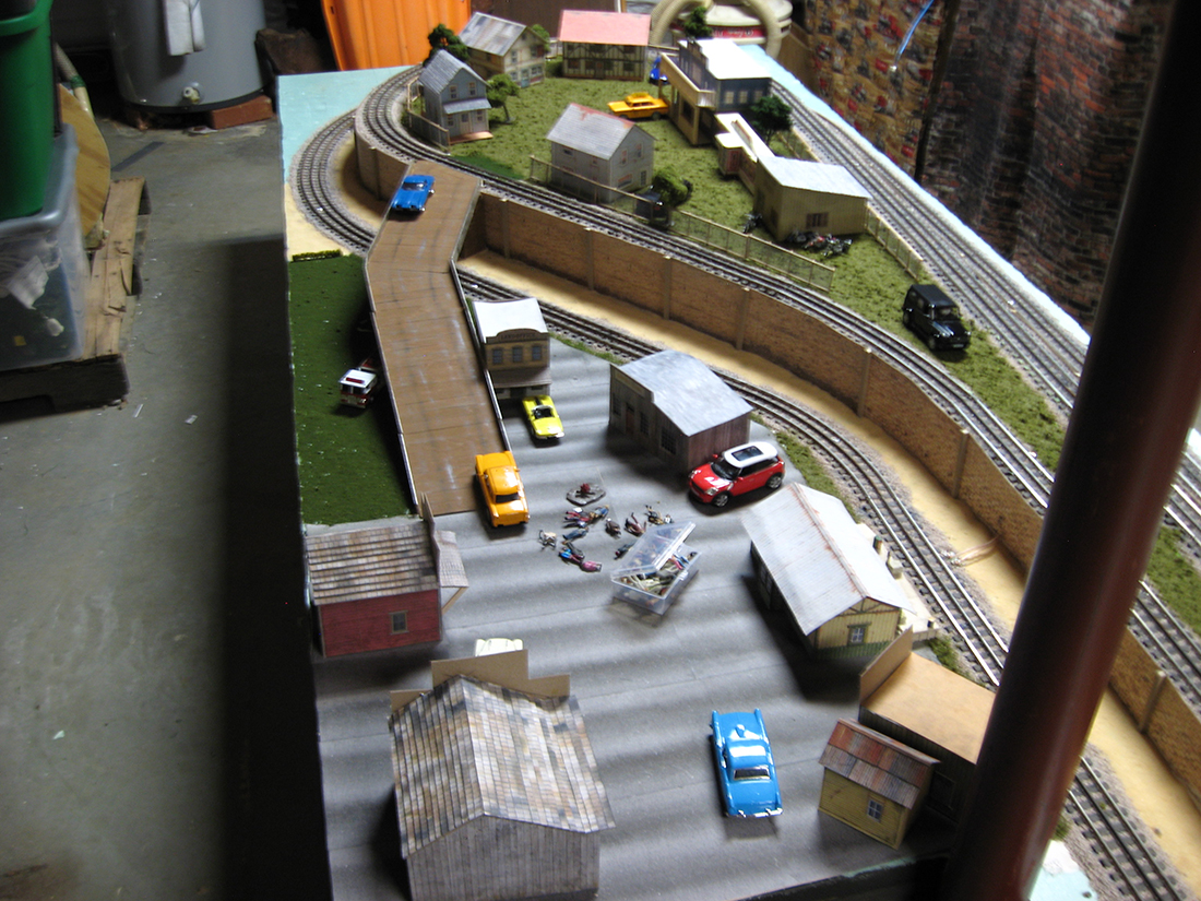 O scale extension