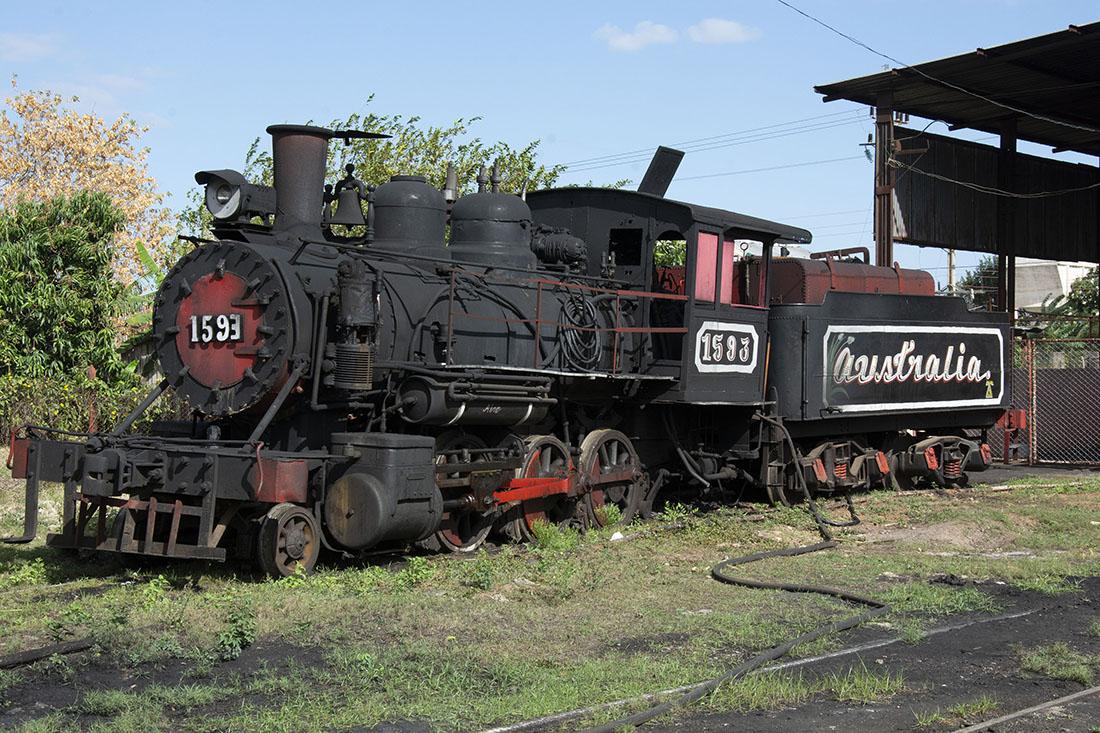 cuban trains