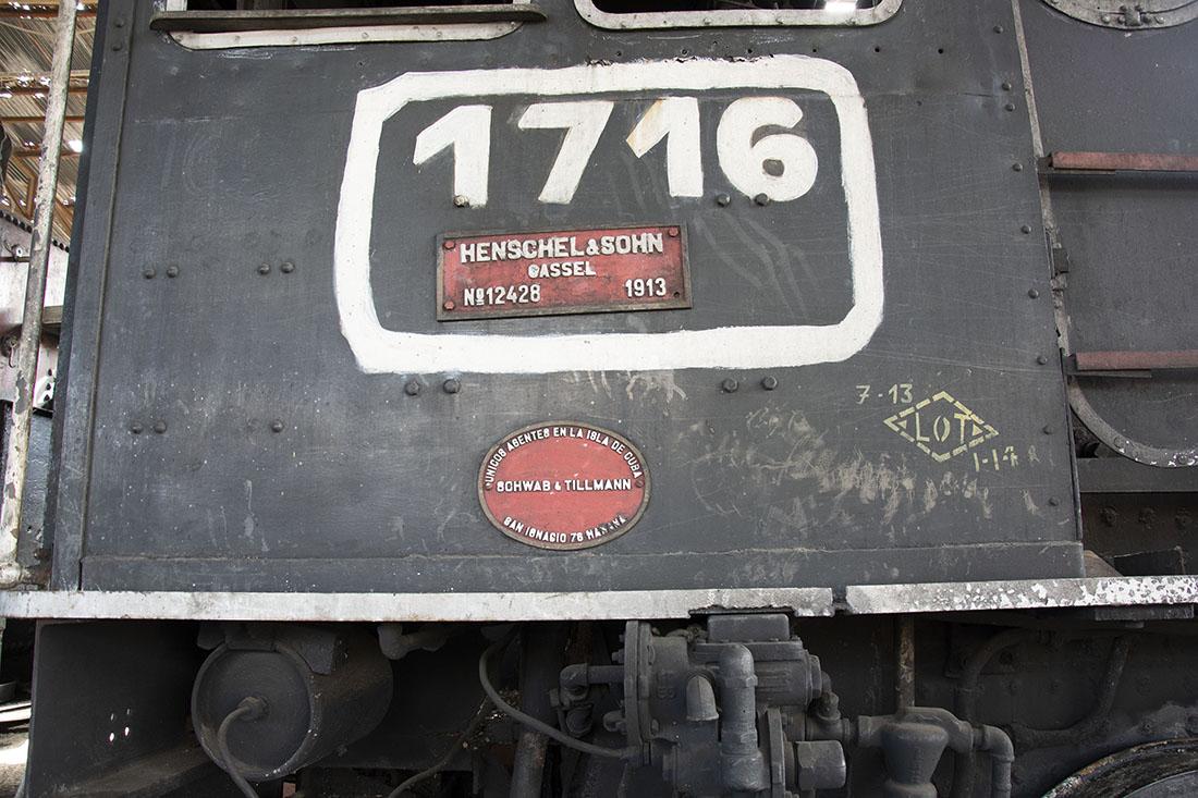 cuban train
