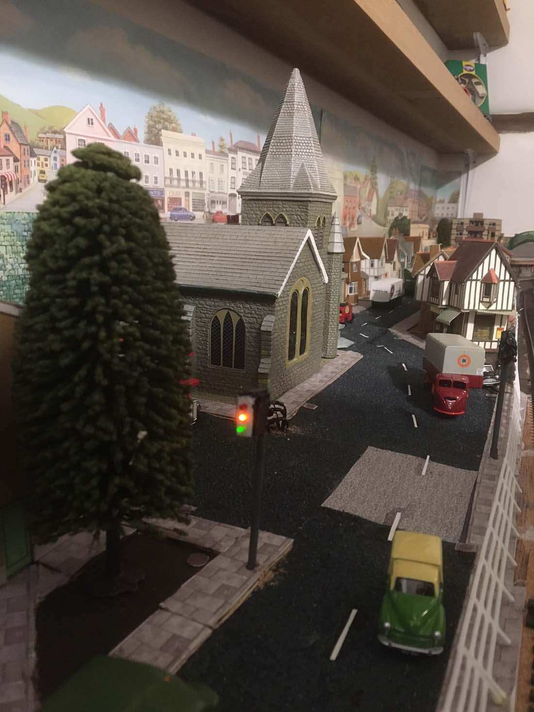 Arduino model railway