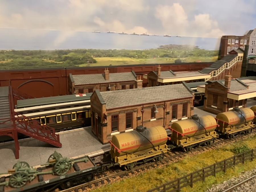 ww1 model railway