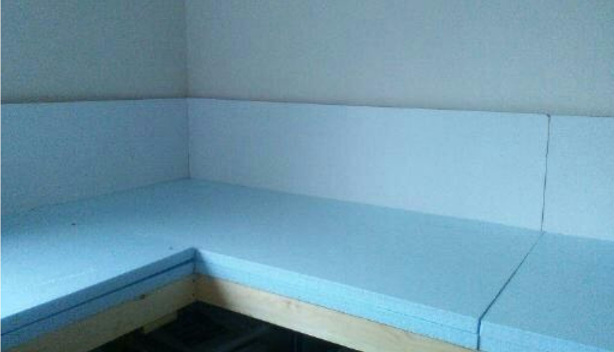 foam for HO scale