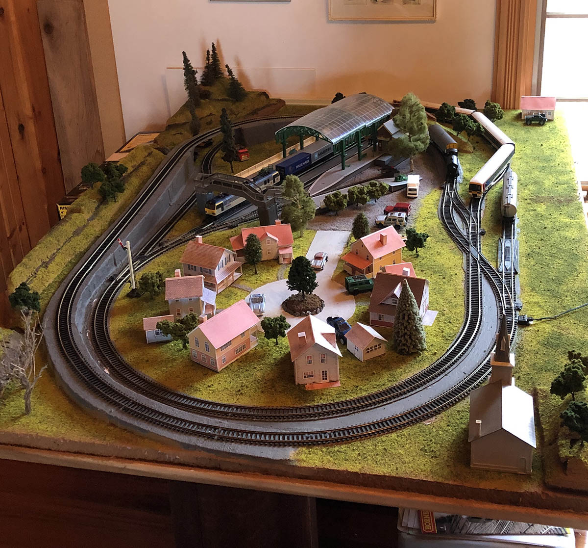 hornby oo scale